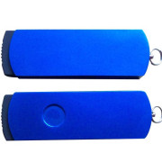 blue flash drive