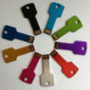 key usb flash drive circle of colors