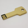gold key usb flash drive