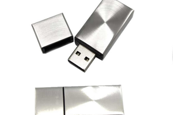 Make A lasting Impression With a Metal USB